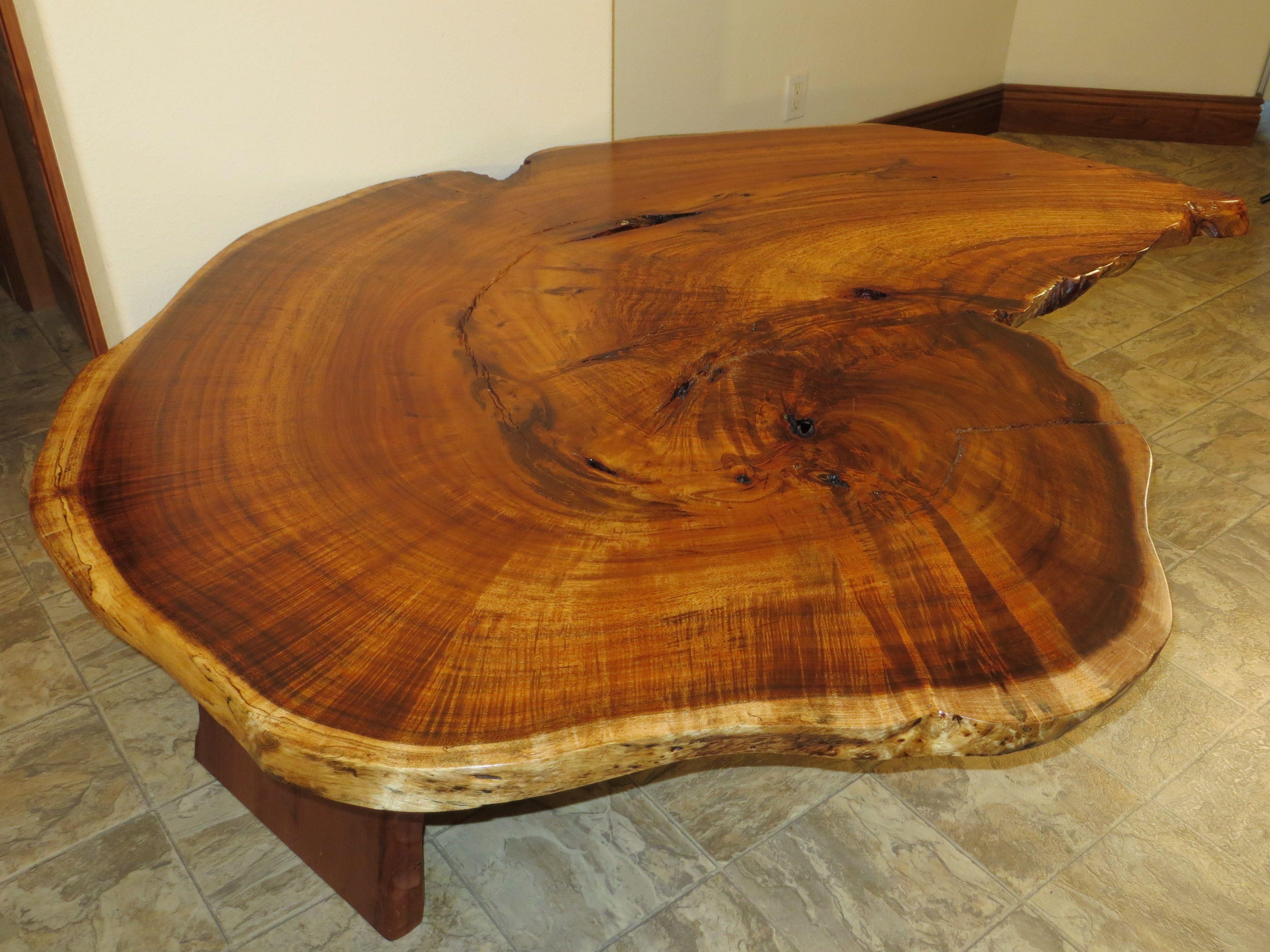 Koa Root Coffee Table Home Sweet Home Furniture [ 3000 x 4000 Pixel ]