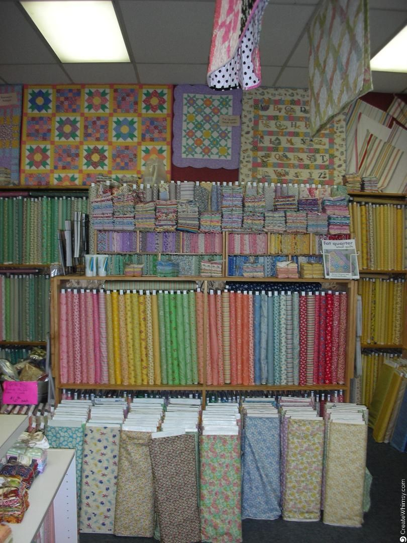 Sisters Fabric Shop | Quilt Shops | Pinterest | Fabric shop ... : quilt store seattle - Adamdwight.com