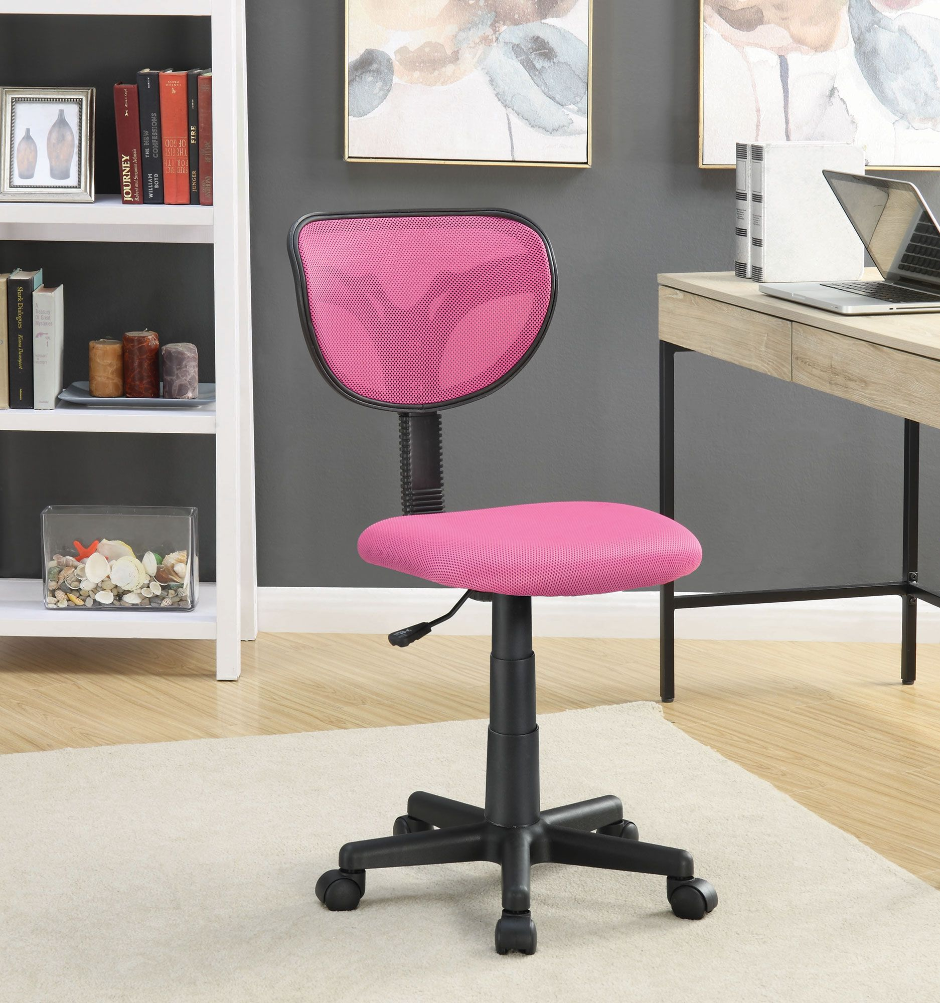 pink pretty chair max size chairs pertaining decorating stunning to x office desk