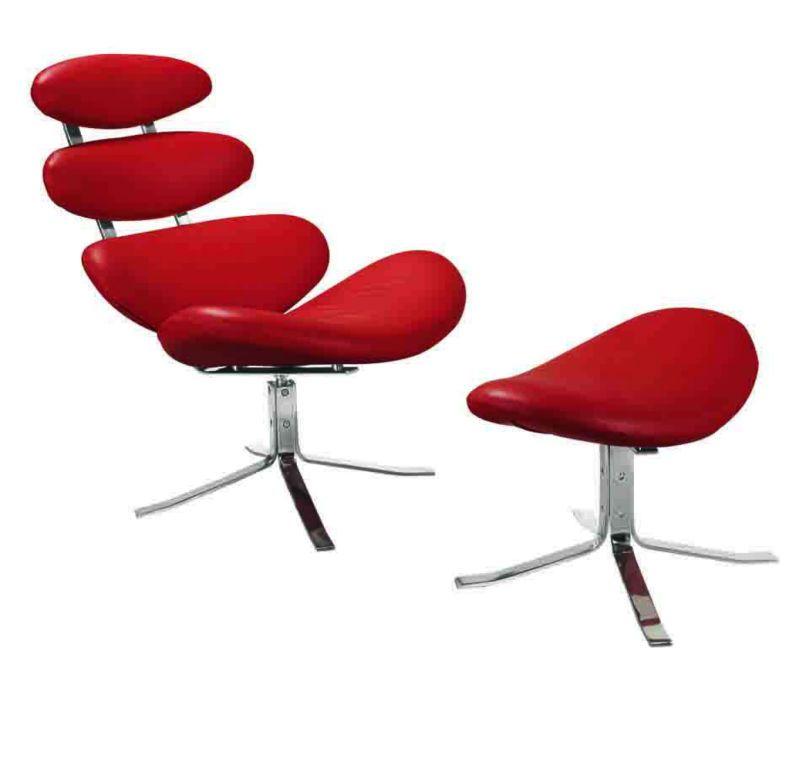Living Room Swival Corona Lounge Chairs