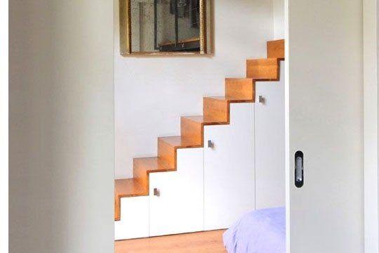 8 Escaliers Gain De Place Escalier Gain De Place Gain De Place Amenagement Escalier