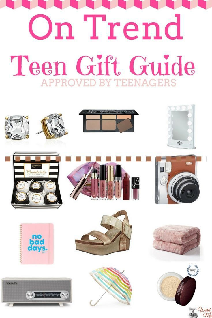 25 Must Have Gifts for Teenage Girls-Word to Your Mother Blog in ...