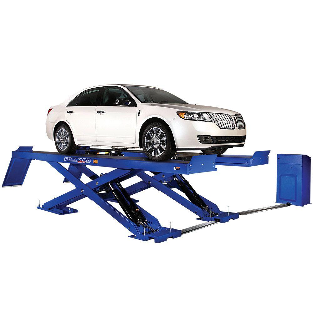 ML11 Scissor Lift Forward Lift Scissor lift, Car lifts
