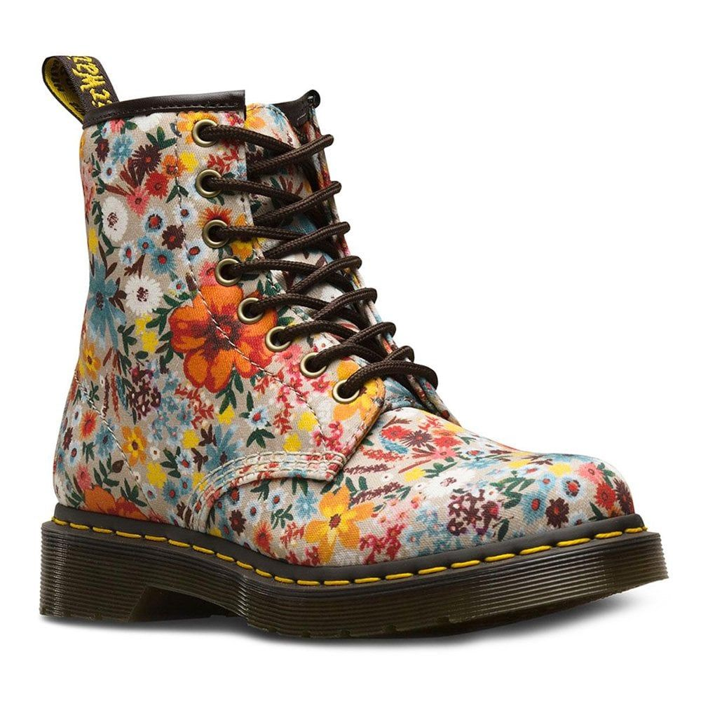 best sneakers buying now hot-selling professional Dr Martens Dr Martens 1460 Wanderlust WL Womens 8-Eyelet ...