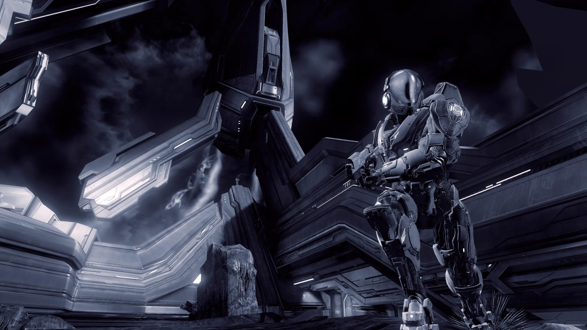 Headhunter Halo 4 Screenshots Sci