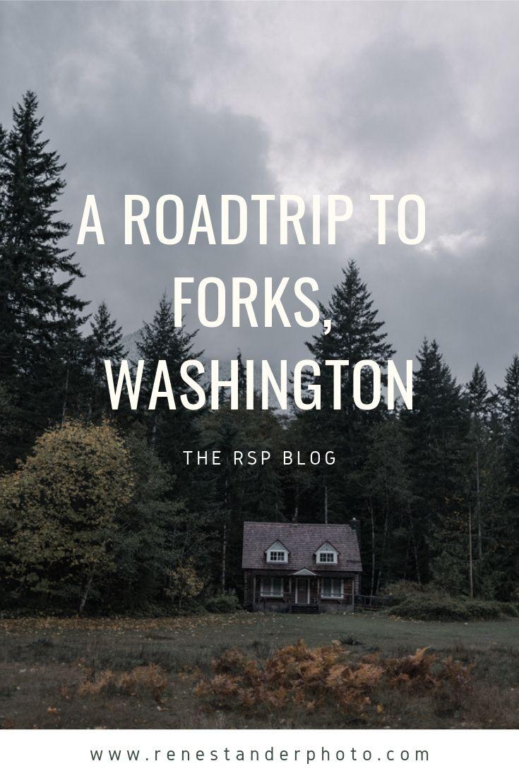 Road trip to Forks, Washington #westcoastroadtrip