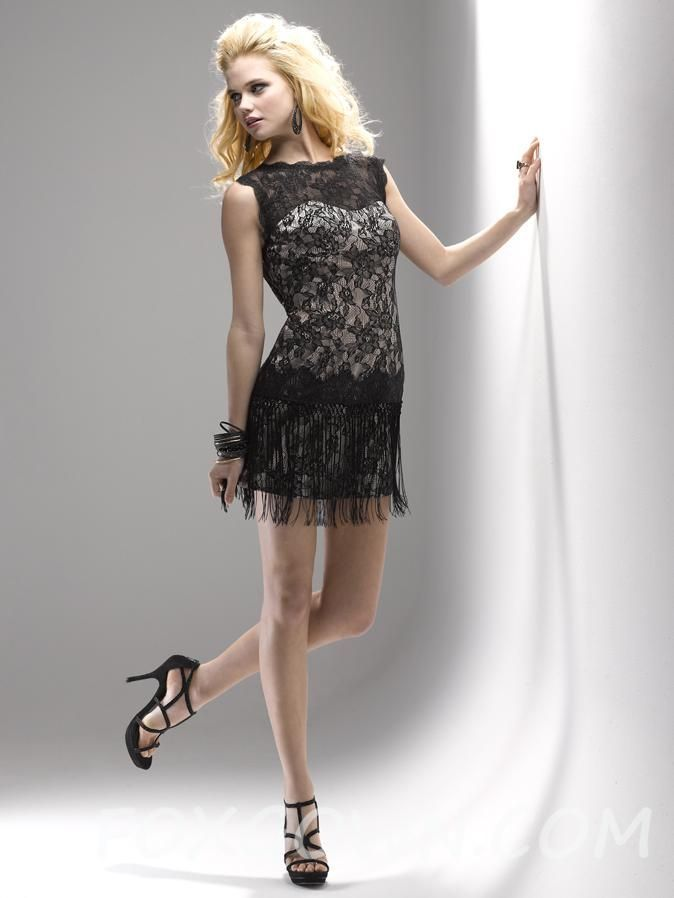 Cheap flapper prom dresses | Hot Dreams | Pinterest | Flappers and Prom