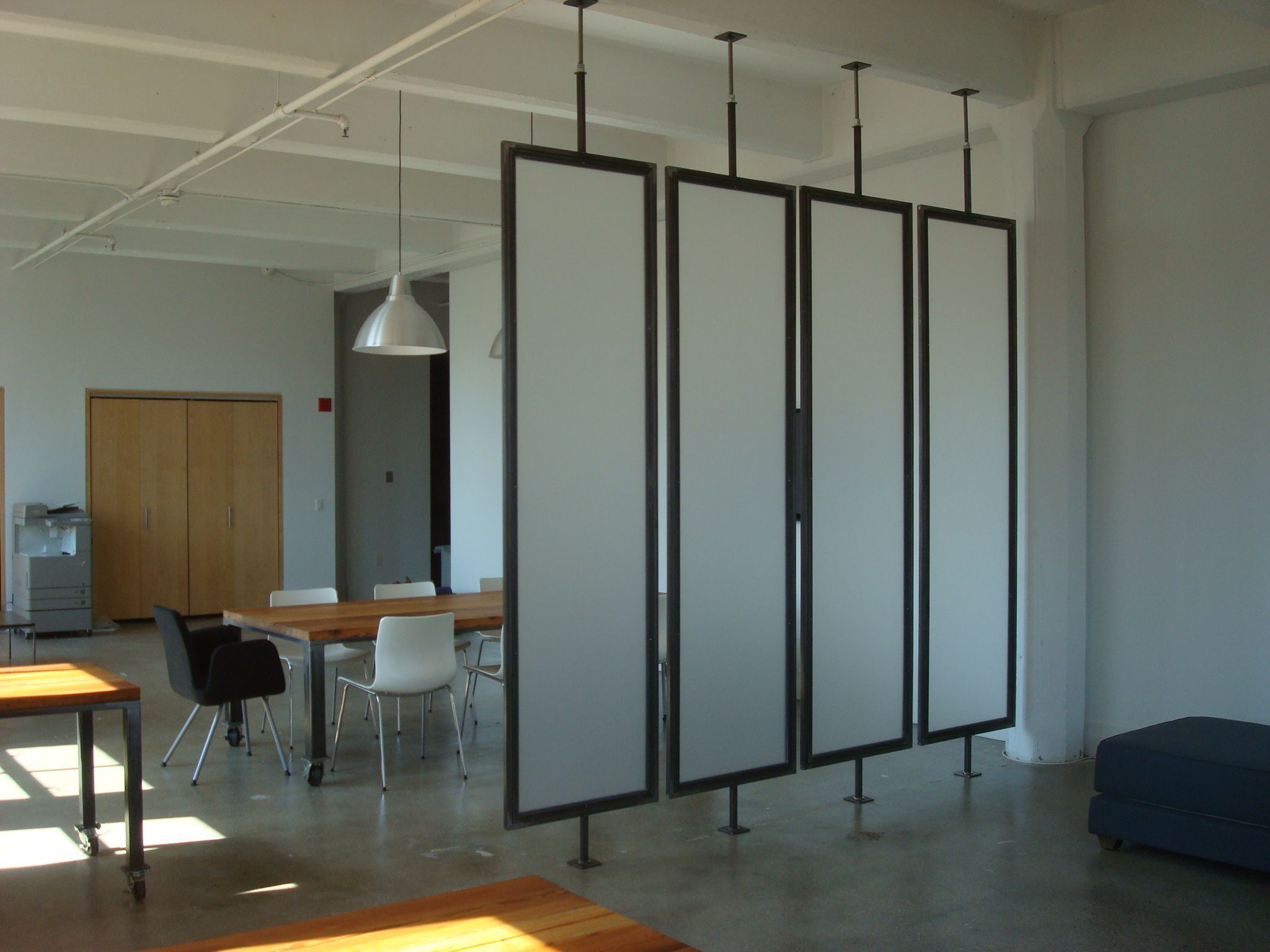 House Dividers Custom Made Louver Room Dividers  For The Home  Pinterest  Wall