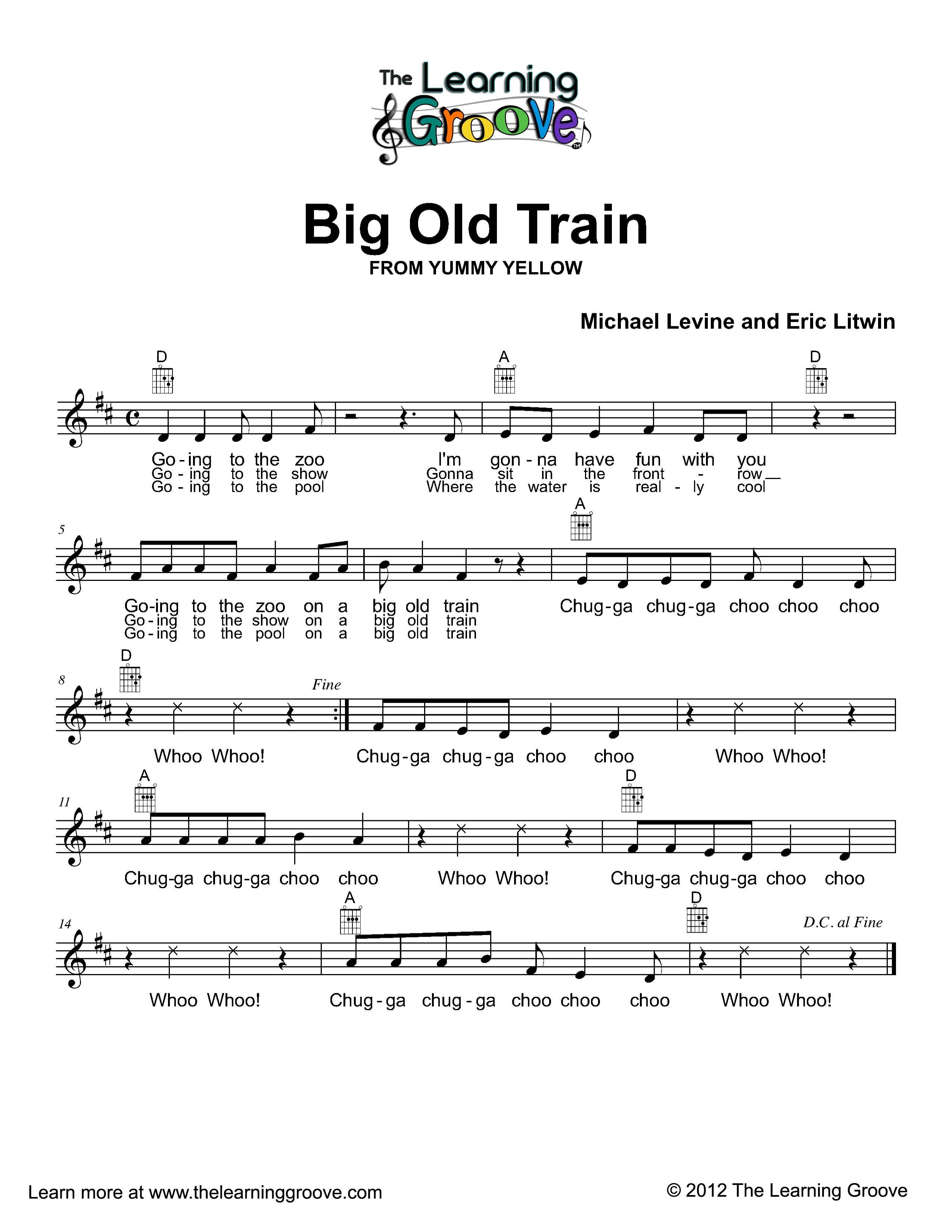 Freight Train Kids Song Lyrics