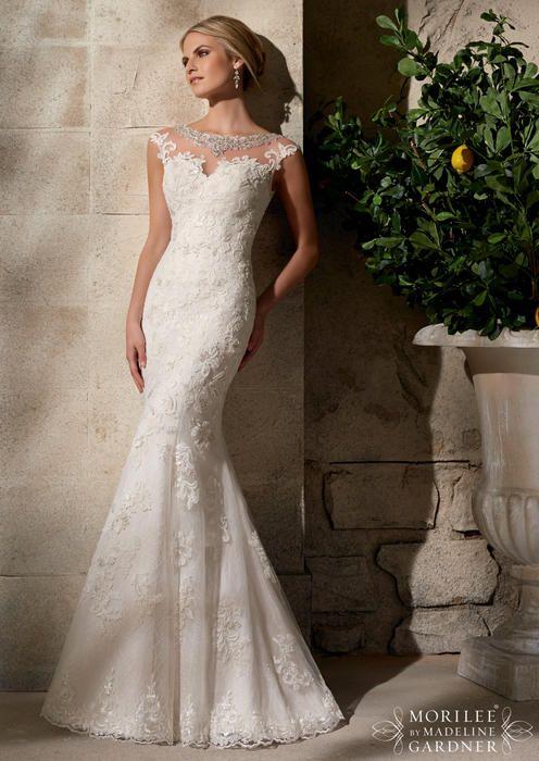aaa69d26609 Mori Lee Bridal 2702 Morilee Bridal by Madeline Gardner Patina Bridal and  Formals