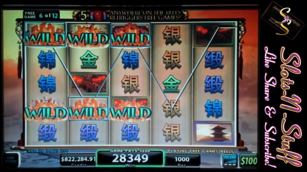 Fire Pearl Massive Jackpot Bonus Live Slot Play Jackpots Pinterest