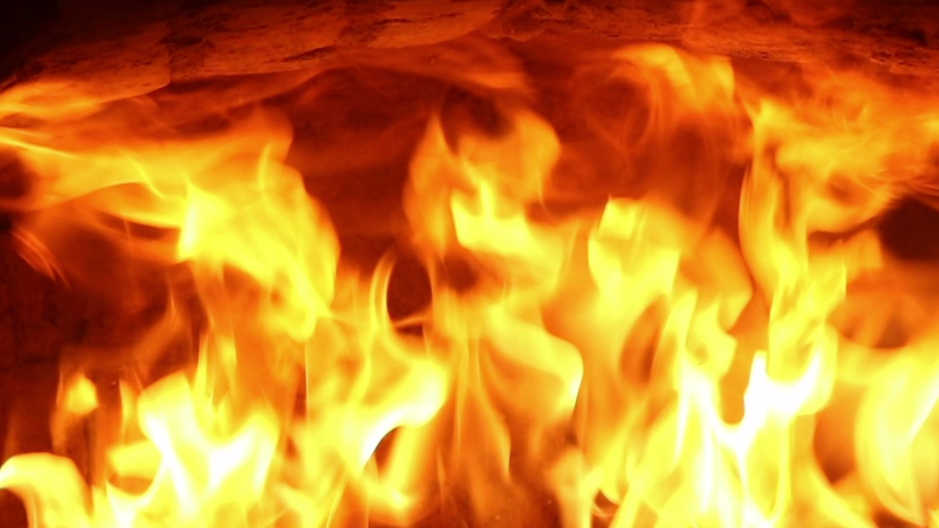Fire Burning In The Furnace Close Up Stock Footage Furnace Burning Fire Footage Furnace Close Up Flames