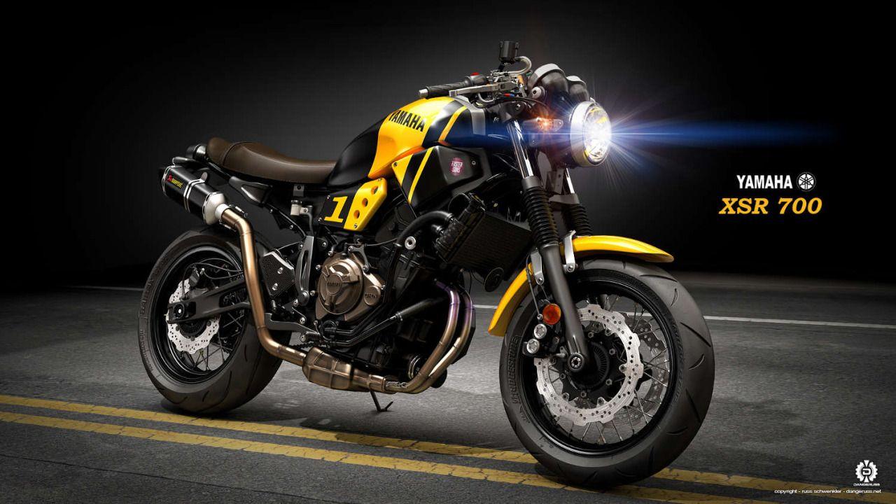 Caferacerpasion Yamaha XSR 700 Cafe Racer