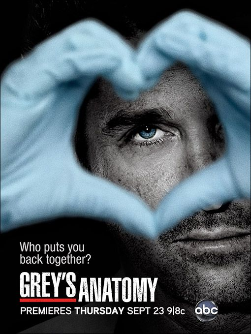 Grey S Anatomy First Look Check Out The Official Season 7 Poster S Grey S Anatomy Film Online Anatomia
