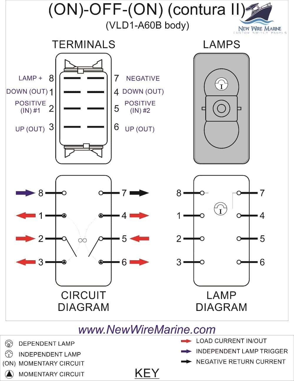 Elegant Winch Switch Wiring Diagram In 2020 Wire Diagram Relay