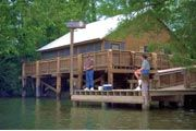 cabins for rent - Lake Fausse Pointe State Park - - between Lafayette and Baton Rouge, looks like in the swamps