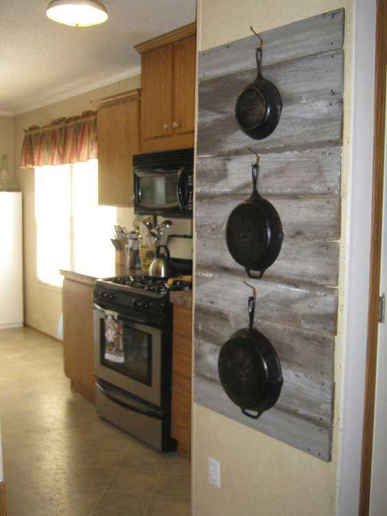 Top 23 Cool DIY Kitchen Pallets Ideas You Should Not Miss #palettenideen