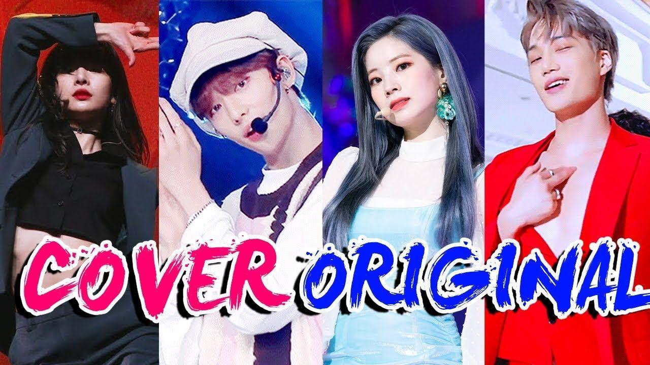 Best Kpop Covers By Kpop Idols Of 2019 Special Stages Covers Collabs More Youtube Best Kpop Kpop Idol Idol