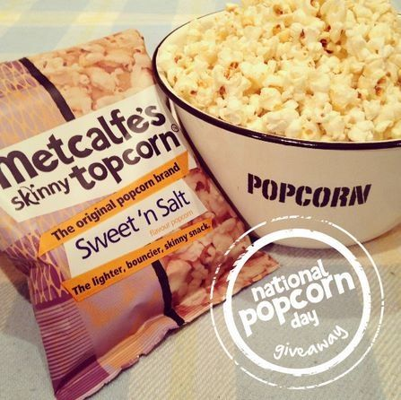 Popcorn #followme x