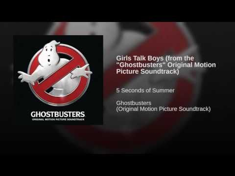 Girls Talk Boys From The Ghostbusters Original Motion Picture