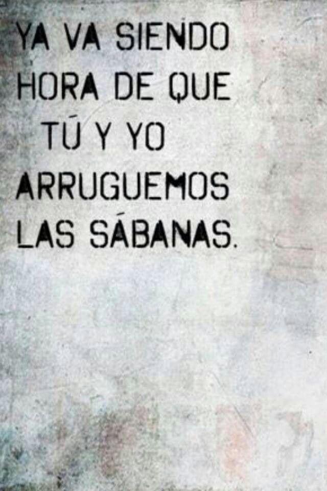 Sabanas Frases Pinterest Besos Frases Y Amor