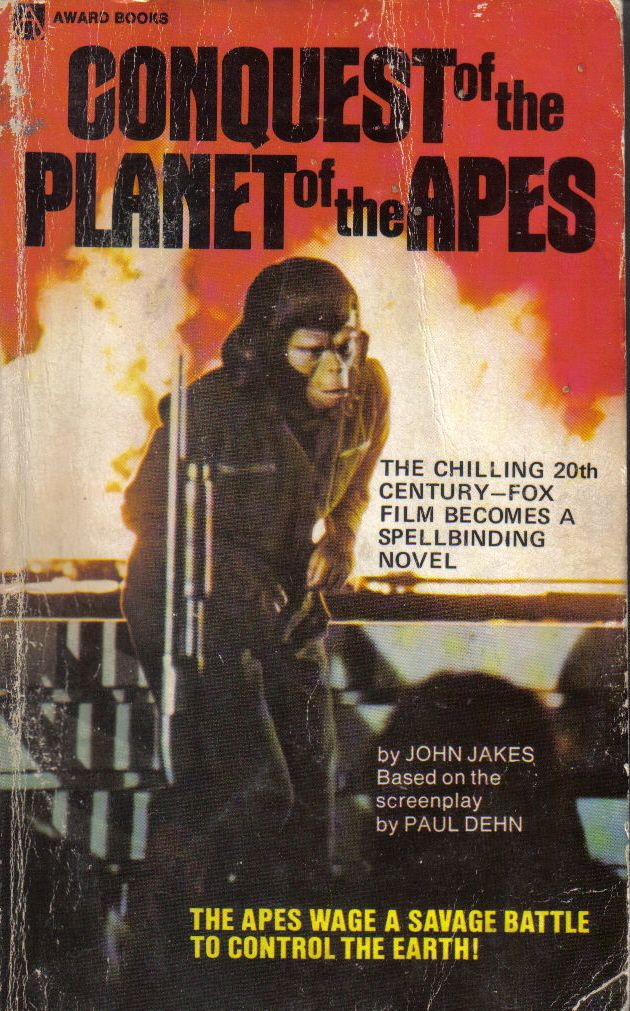 Archives Of The Apes: The Apes In Print