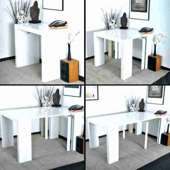 Table Salle A Manger Console Extensible Amazing Fly Awesome ...