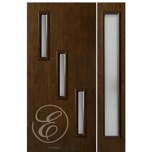 Fc593dae Ltrb 1 1 Entry Doors Contemporary Entry Doors Glass Panels