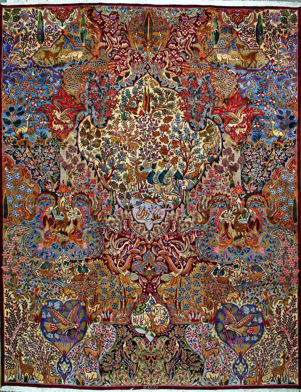 Kashmar Persian Carpet 10x13 Rugs Persian Carpet Persian Rug