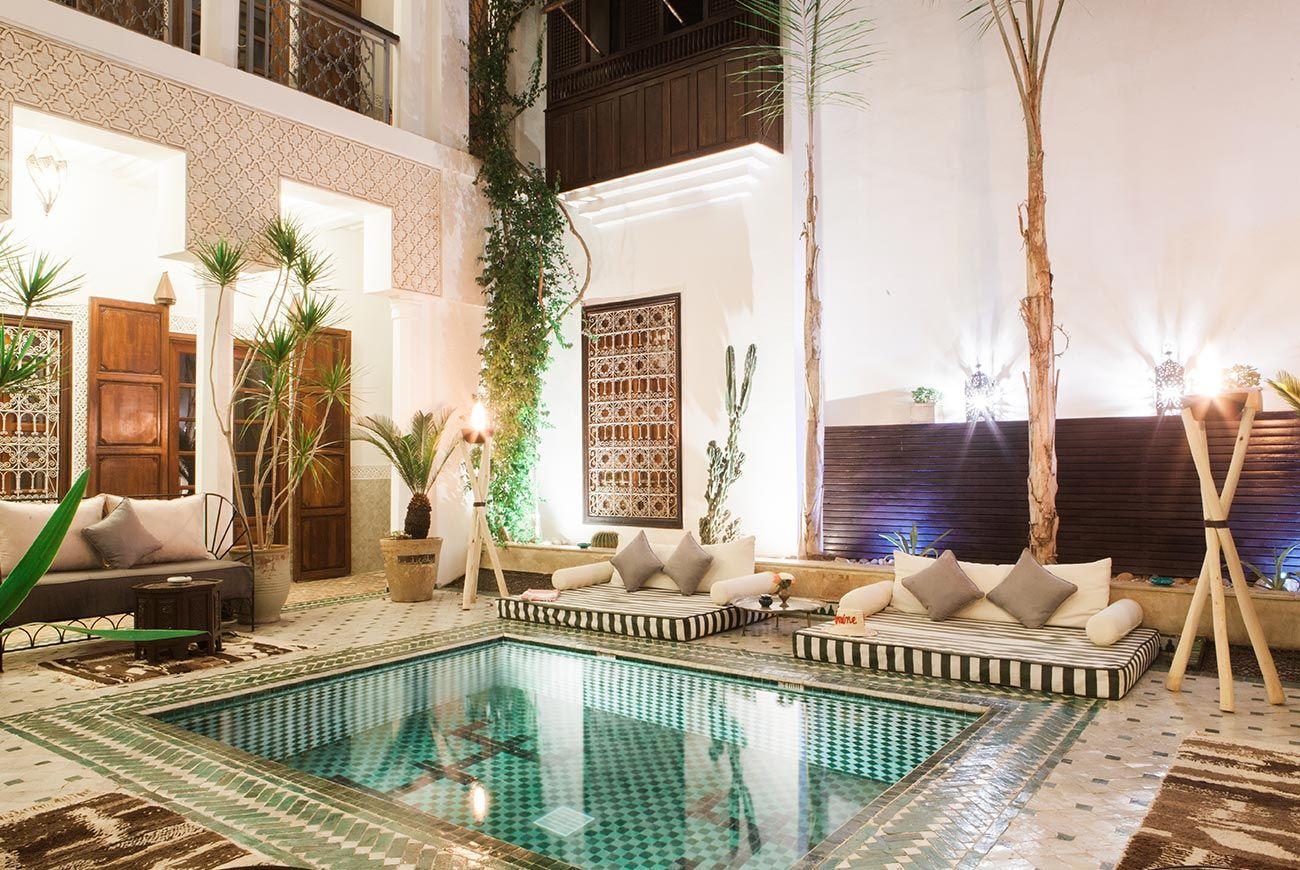 Riad Yasmine 209 Rue Ank Jemel Marrakesh 40000 Morocco Africa