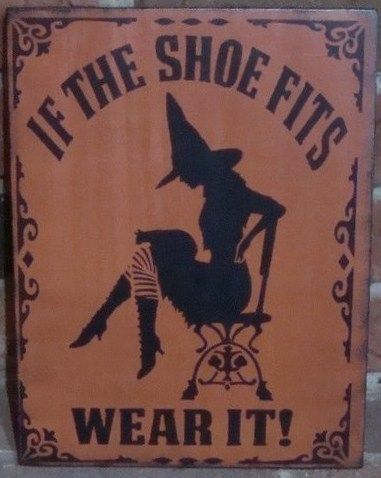 Primitive witch halloween sign If the shoe fits wear it witches Signs Folk Art black cats witchcraft wiccan decorations plaques Samhain prop #wiccandecor Primitive witch halloween sign If the shoe fits wear it witches Signs Folk Art black cats witchcraft wiccan decorations plaques Samhain prop by SleepyHollowPrims, $27.00 USD #wiccandecor Primitive witch halloween sign If the shoe fits wear it witches Signs Folk Art black cats witchcraft wiccan decorations plaques Samhain prop #wiccandecor Primi #wiccandecor