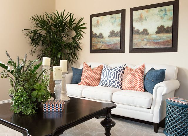 Home Staging Project Orange County Ca Home Living Room Living