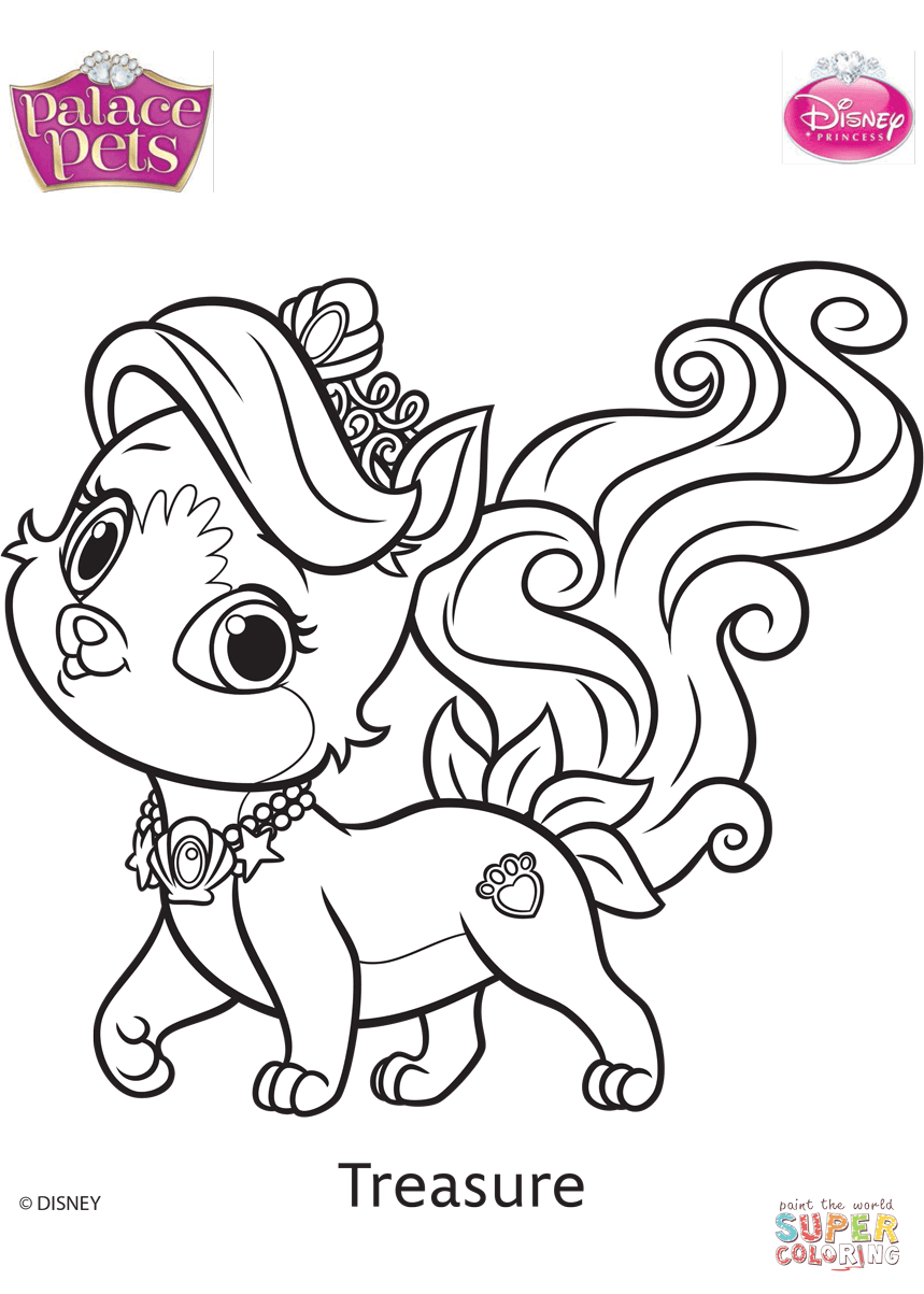 Pin By Gemma Probert On Cute Coloring Book Coloring Pages Free Coloring Pages Palace Pets