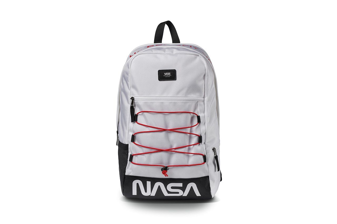 NASA x Vans: Official & Complete Look at Sneakers, Apparel ...