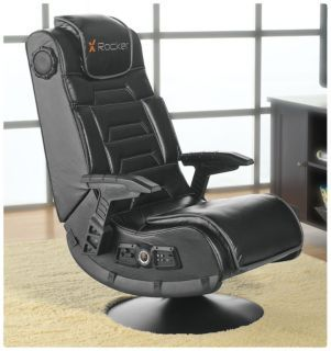 Marvelous X Rocker Pro Gaming Chair This One Looks Like Darth Vader Evergreenethics Interior Chair Design Evergreenethicsorg