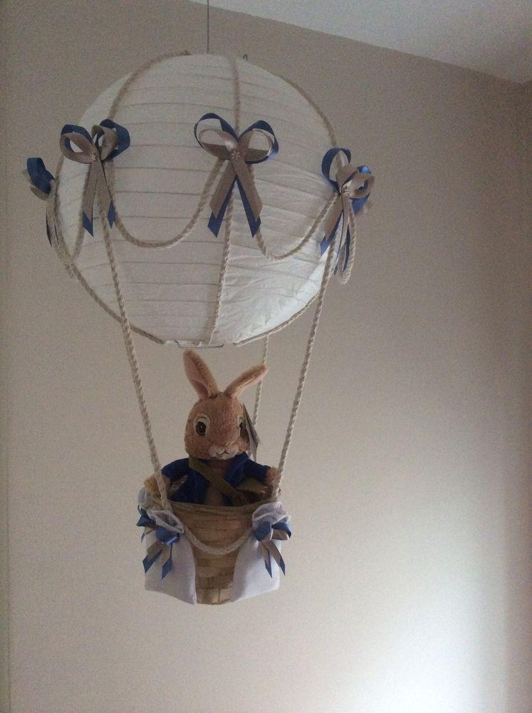Hot Air Balloon Lamp Light Shade With