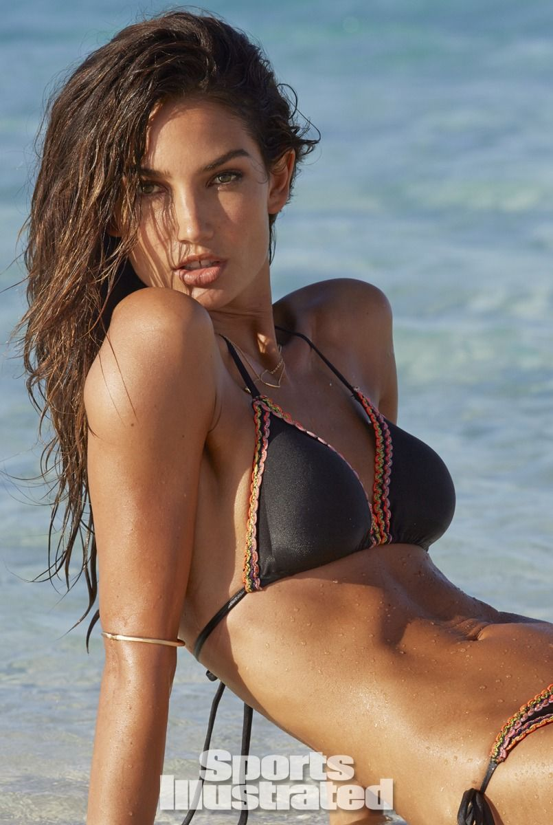 8b8938d91d Lily Aldridge Swimsuit Photos - Sports Illustrated Swimsuit 2014 - SI.com  Photographed by James Macari in the Cook Islands