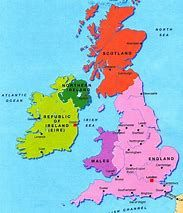 Map Of England And Ireland And Scotland And Wales.Image Result For Map Of England Wales Scotland And Ireland Europe