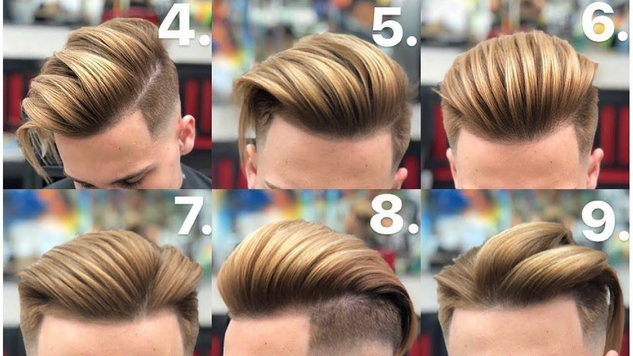 Top 10 New Hairstyles For Men S 2018 2019 Men S Haircuts