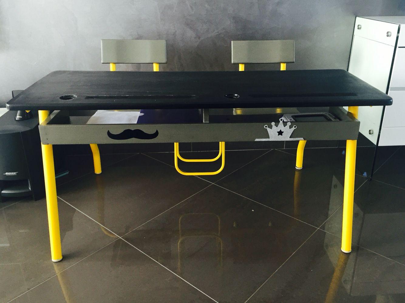 bureau d ecole fashion designs. Black Bedroom Furniture Sets. Home Design Ideas