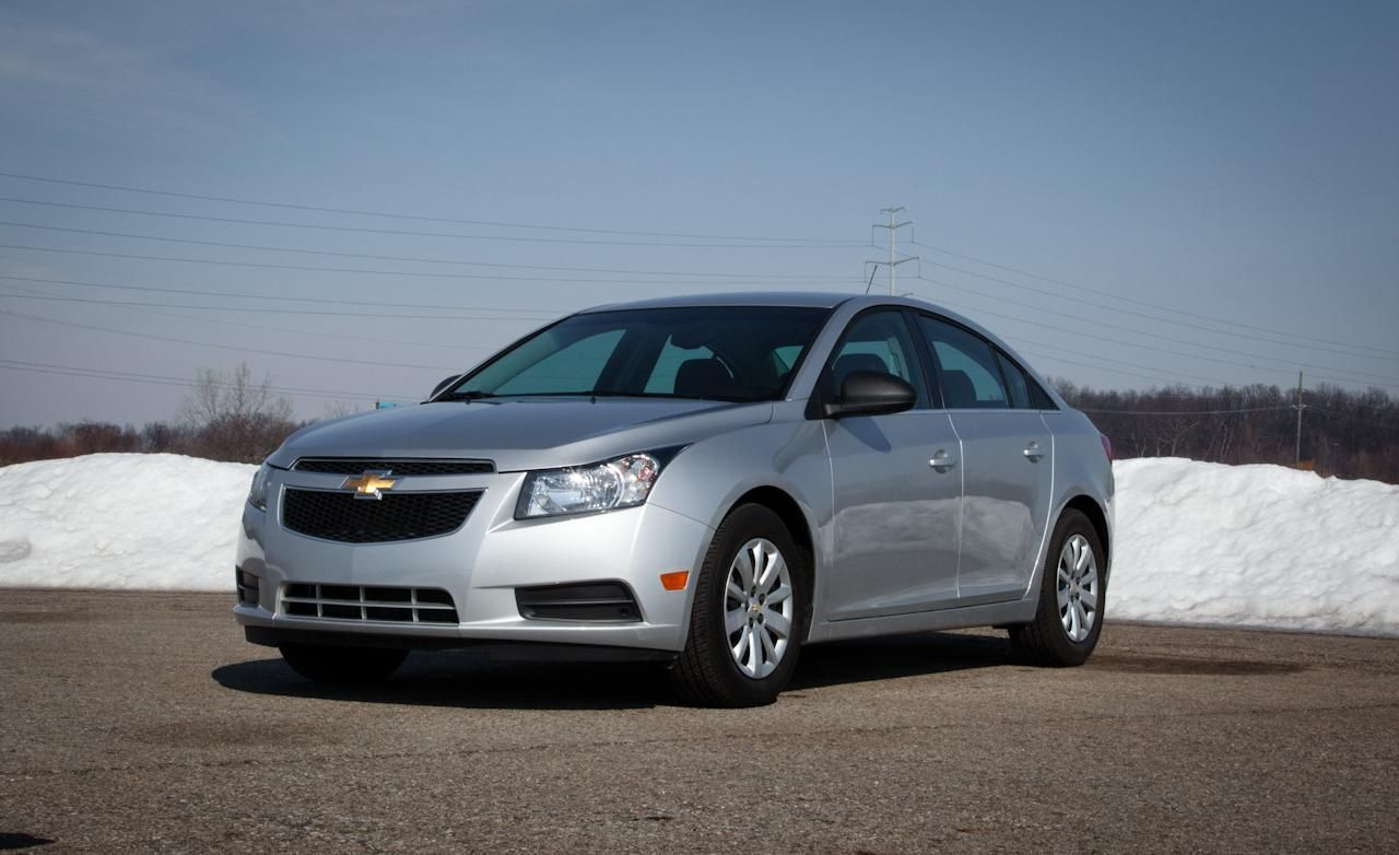 2011 Chevrolet Cruze 2011 Chevrolet Cruze Prices Reviews And