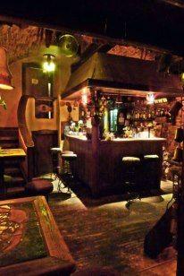 Swieta Krowa Krakow Nightlife In Krakow Underground Bar Krakow Decor
