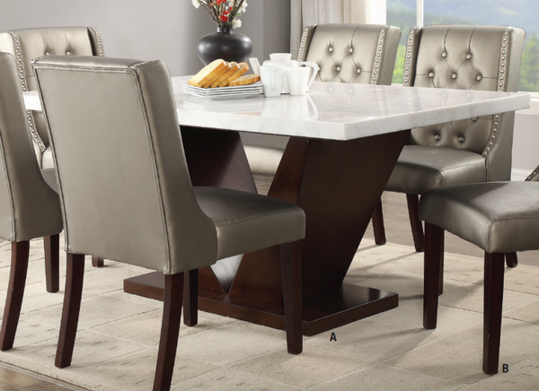 Bring A Casually Refined Ambiance To Your Dining Area With The