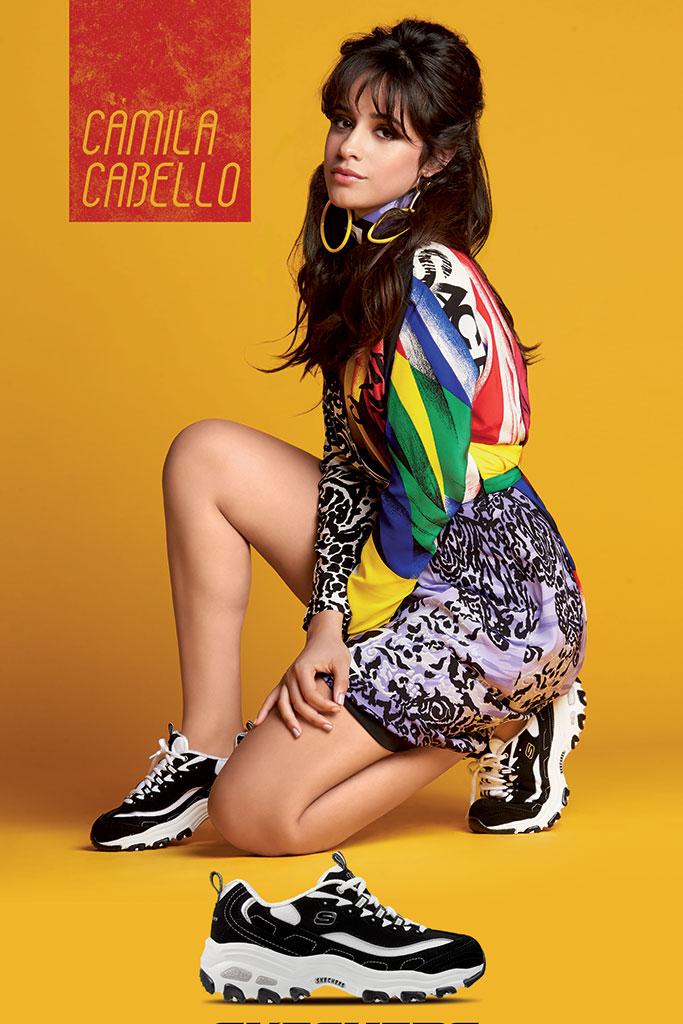 Camila Cabello x Skechers: Has the
