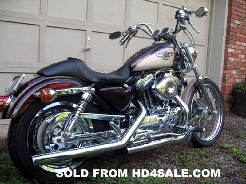 1998 Harley Davidson Sportster 1200 95th Anniversary Edition