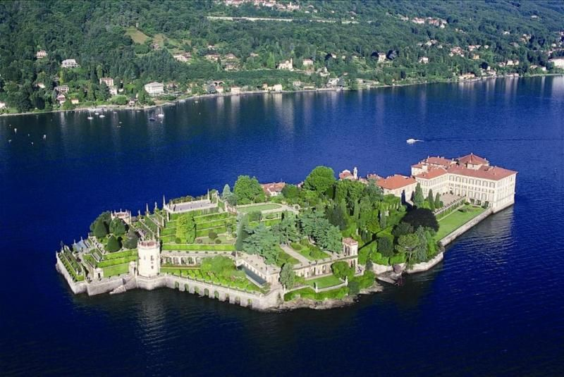 Superb Italy Picture Gallery | Isola Bella On Lake Maggiore, Italy