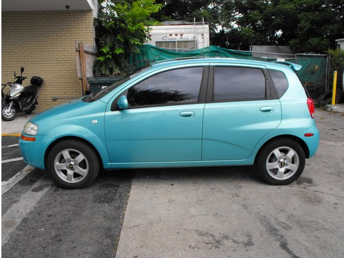 I Ve Always Wanted This Chevy Aveo In Seafoam Green Dream Cars Car Vans