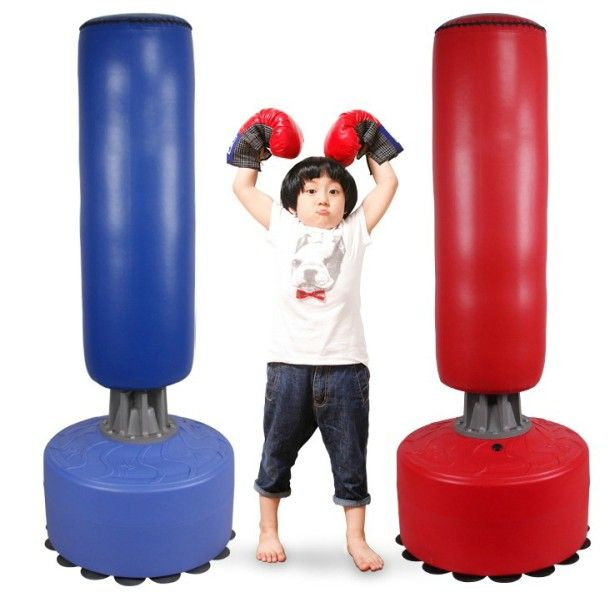 Stand Up Punch Bag