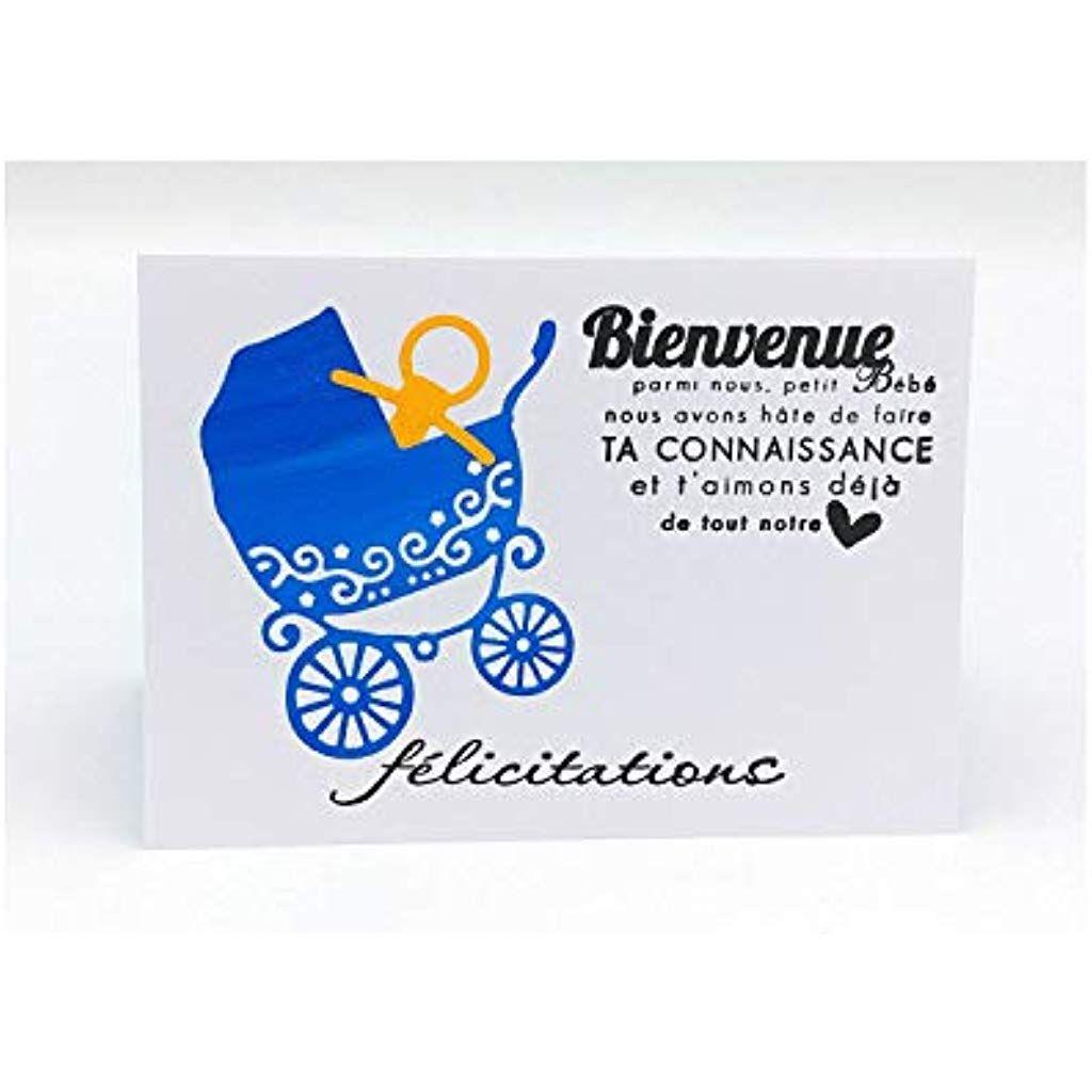 Carte Felicitations Naissance Carte De Naissance Garcon