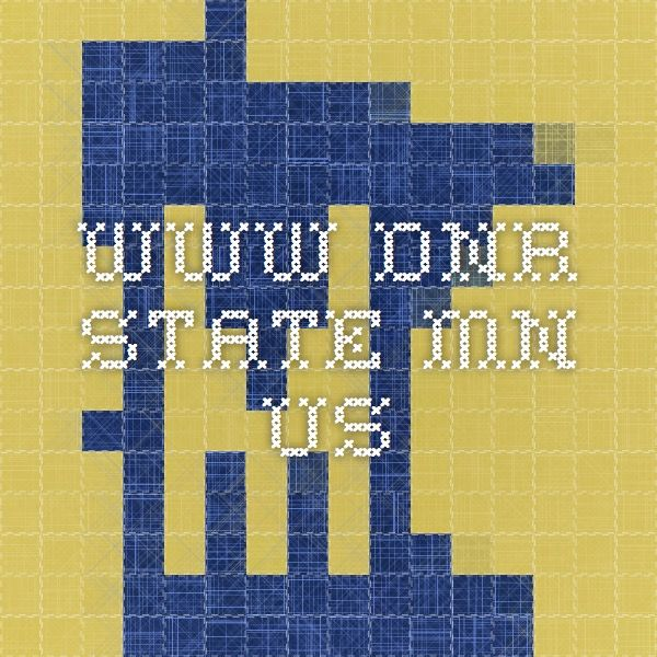 www.dnr.state.mn.us